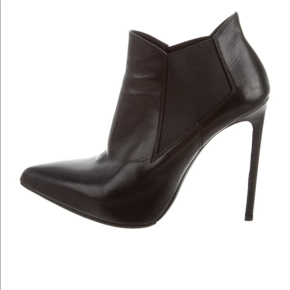 Saint Laurent Shoes - Saint Laurent booties - size 38.5